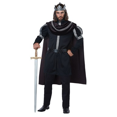 Mens Dark Monarch Halloween Costume