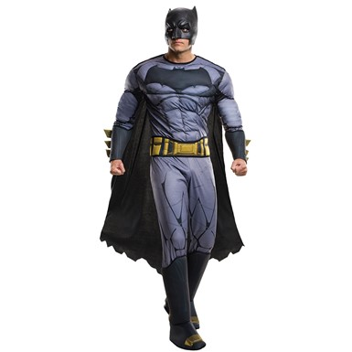 Mens Deluxe Batman Dawn of Justice Costume