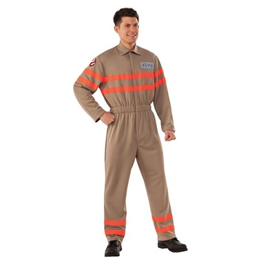 Mens Deluxe Kevin Ghostbusters Costume