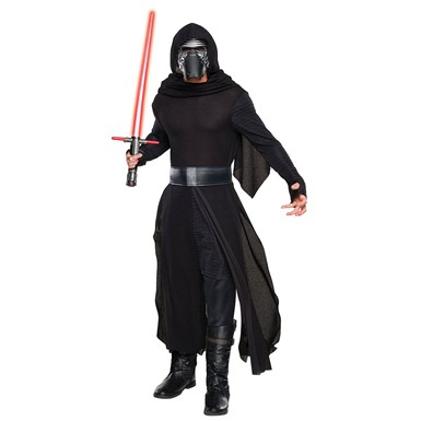 Mens Deluxe Kylo Ren Star Wars Costume