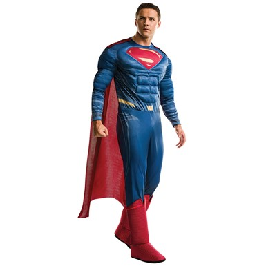 Mens Deluxe Superman Dawn of Justice Costume
