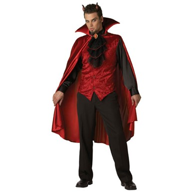 Mens Devil Costume - Dashing Devil Ultimate Collection