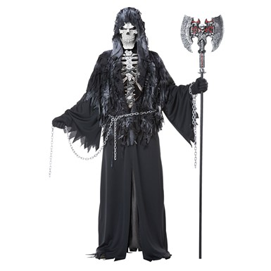 Mens Evil Unchained Demon Costume