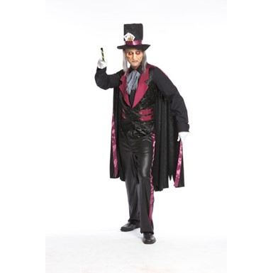 Mens Father Phantom Priest Costume