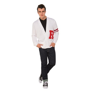 Mens Grease Rydell High Sweater Costume