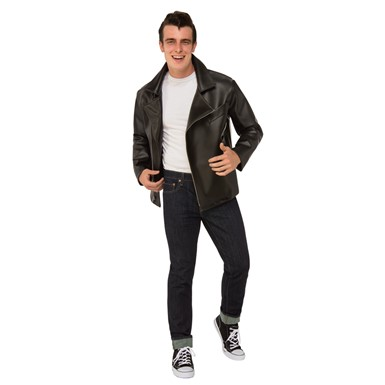 Mens Grease T-Birds Jacket 50's Costume