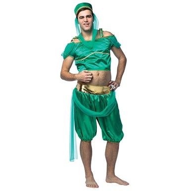 Mens Jas-Man Funny Princess Costume