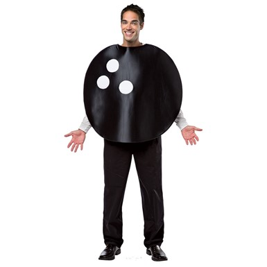 Mens Let's Bowl Costume