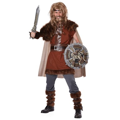 Mens Mighty Viking Costume