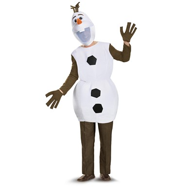 Mens Olaf Costume – Frozen