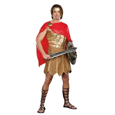 Mens Roman Caesar Halloween Costume