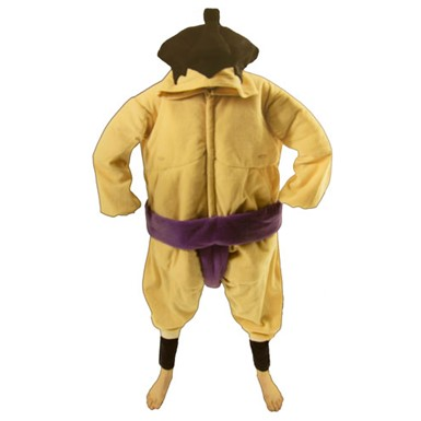Men's Sumo Wrestler Halloween Sports Athlete Costume