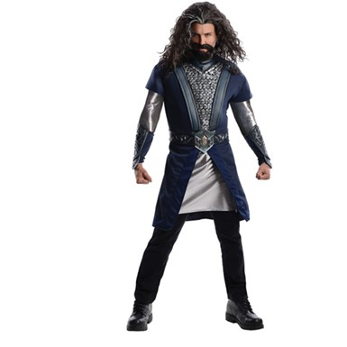 Mens The Hobbit Deluxe Thorin Costume