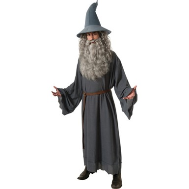 Mens The Hobbit Gandalf Costume