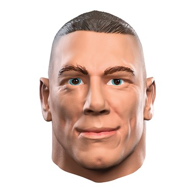 Mens WWE Deluxe John Cena Costume Mask