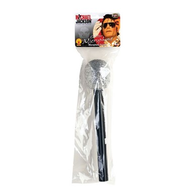Michael Jackson Adult Halloween Microphone