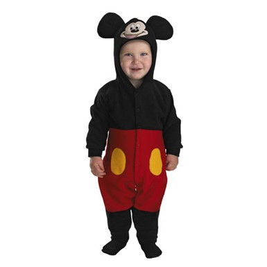 mickey mouse infant 12 18 month halloween costume