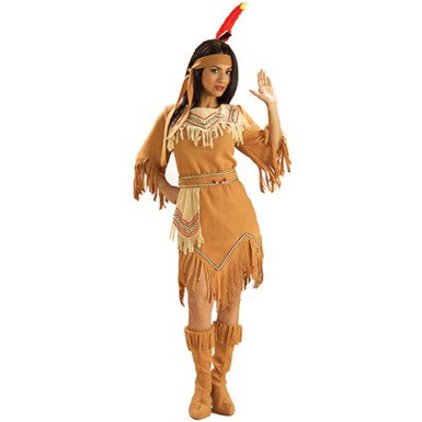 Native American Costume for Women