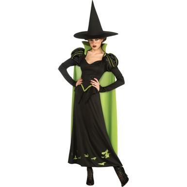 Oz Sexy Wicked Witch Costume - Womens