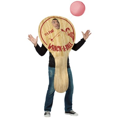 Paddle Ball Halloween Costume