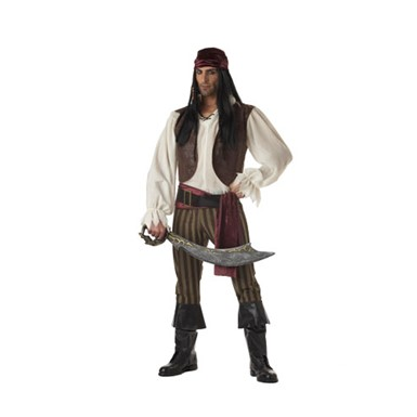 Pirate Costume for Men - Rogue Pirate