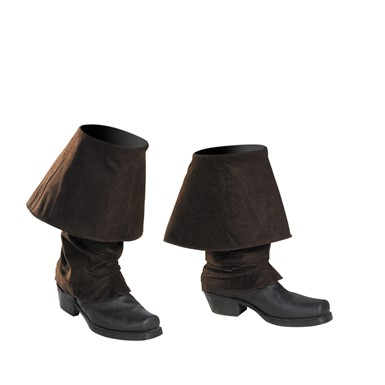 Pirates of the Caribbean Adult Boot Covers Costume