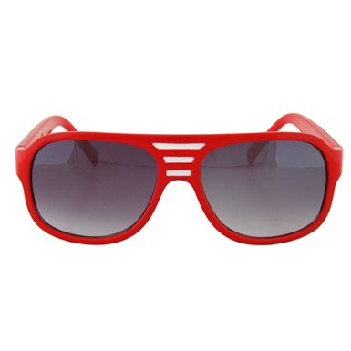 Red Glasses - Jackson