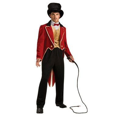 Ring Master Costume - Adult