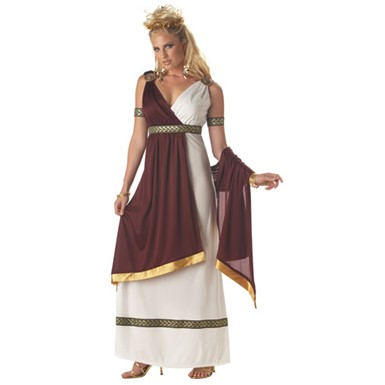 Roman Empress Sexy Womens Halloween Costume