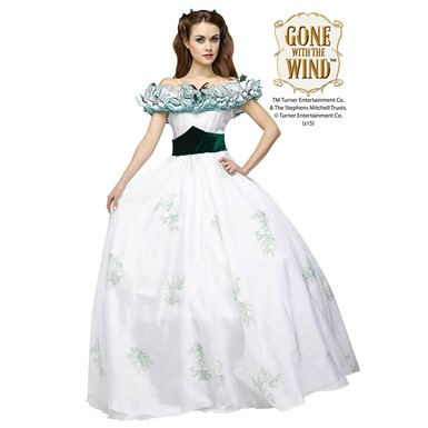 Scarlett O'Hara Costume – Twelve Oaks Gown