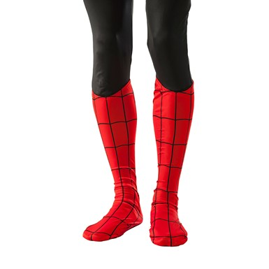 Spider-Man Boot Tops - Adult