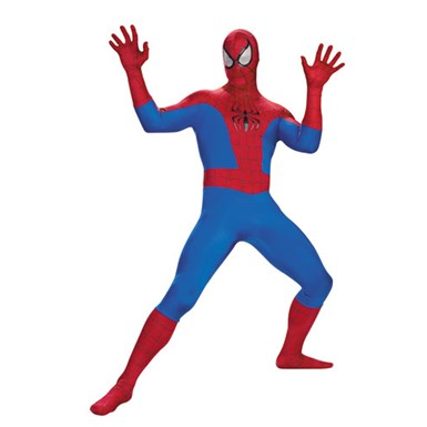 Spider-Man Ultimate Adult Mens Halloween Costume