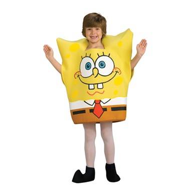 Spongebob Costume for Kids