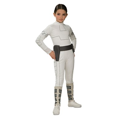 Star Wars Animated Padme Kid Costume