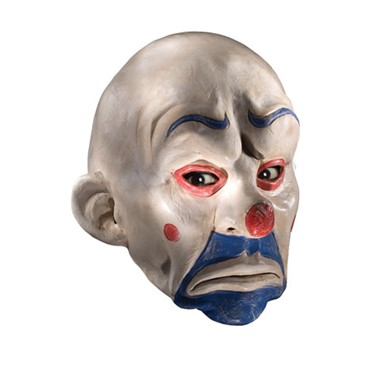 The Black Knight Adult Joker Hench Men Mask for Costume