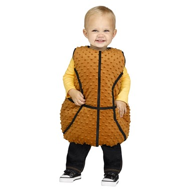 Toddler Basketball Tunic Costume Up to size 18 Months