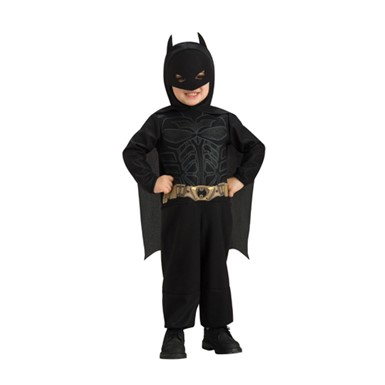 Toddler Batman Childrens Halloween Costume