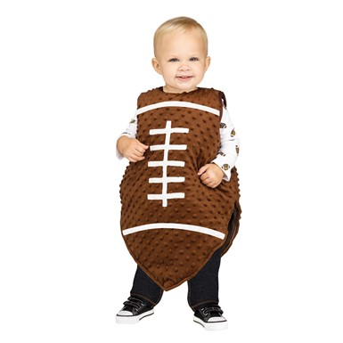 Toddler Football Tunic Costume Up to size 18 Months