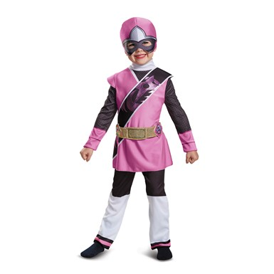 Think, that Pink power ranger costume