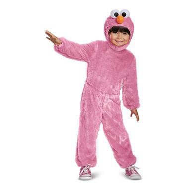 toddler pink elmo sesame street halloween costume