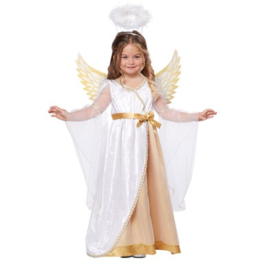 Toddler Sweet Angel Costume