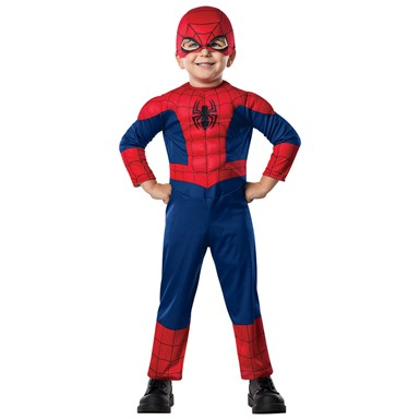 Toddler Ultimate Spider-Man Halloween Costume