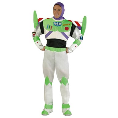 Toy Story Buzz Lightyear Prestige Adult Costume 42-46 XL