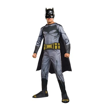 Tween Boys Batman Costume – Batman v Superman