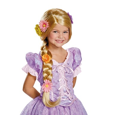 Ultra Prestige Rapunzel Wig - Girls