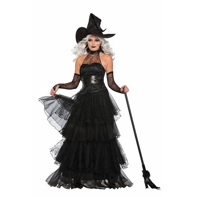 Womens Ember Witch Halloween Costume