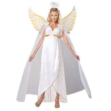 Womens Guardian Angel Halloween Costume