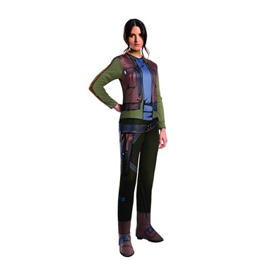 Womens Jyn Erso Star Wars Rogue One Costume