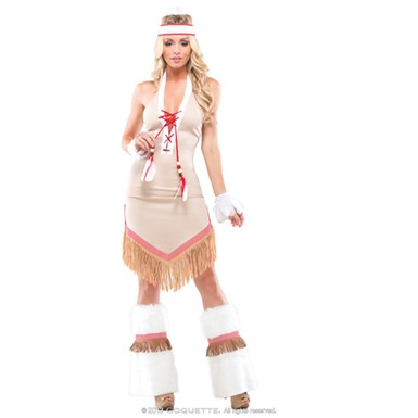 Womens Sexy Native Beauty Costume