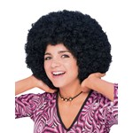 Adult Afro Wig for Costume - Color Black
